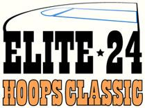 Elite 24 hoops classic basketball game